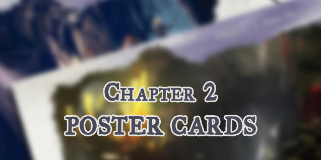 Poster Cards – Chapter 2(OotA)