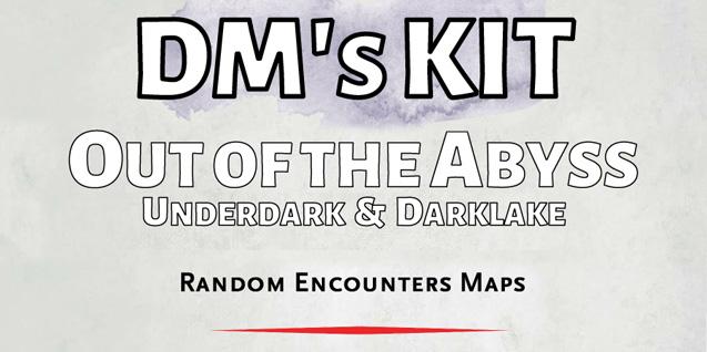 DM's Kit – OotA – Random Encounter BattleMaps