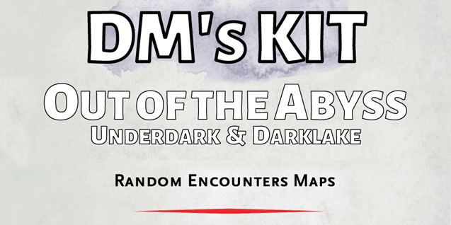 DM's Kit – OotA – Random Encounter Battle Maps