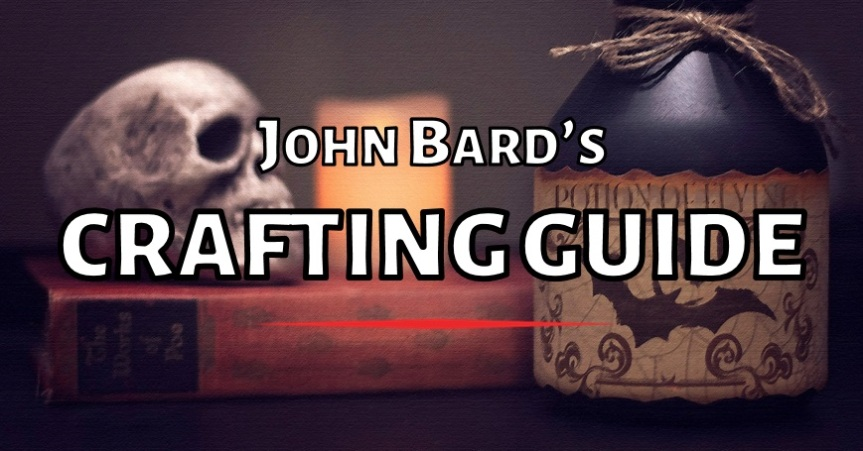 John Bard's Crafting Guide