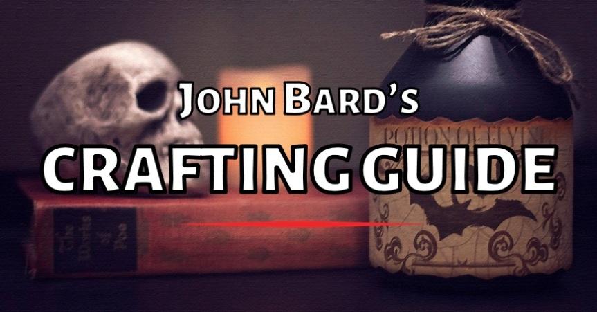 John Bard's CraftingGuide